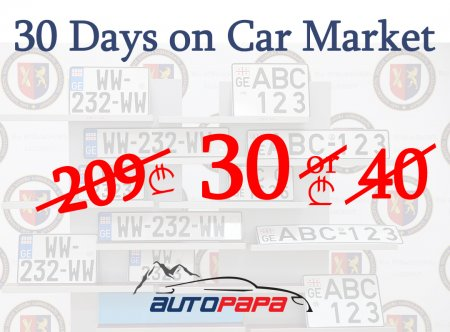 News on AUTOPAPA Car Market!