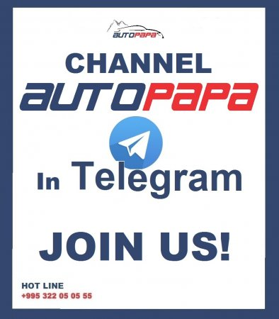 channel AUTOPAPA in Telegram